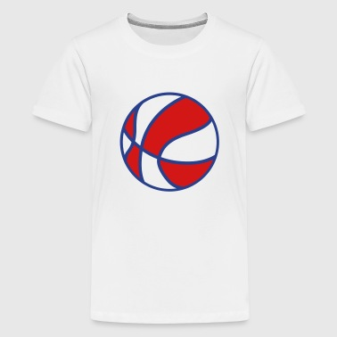 Basketball 3 Color Custom - Kids' Premium T-Shirt