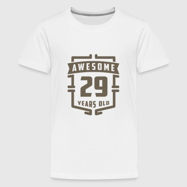 Awesome 29 Years Old - Kids' Premium T-Shirt