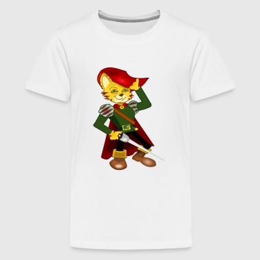 Puss in Boots - Kids' Premium T-Shirt