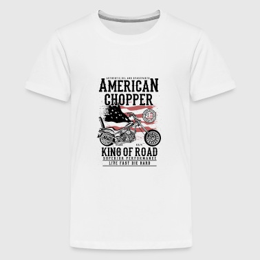 AMERICAN CHOPPER - Kids' Premium T-Shirt