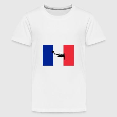 France National Football Team France Football - Kids' Premium T-Shirt