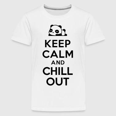 Keep calm Chill out - Kids' Premium T-Shirt