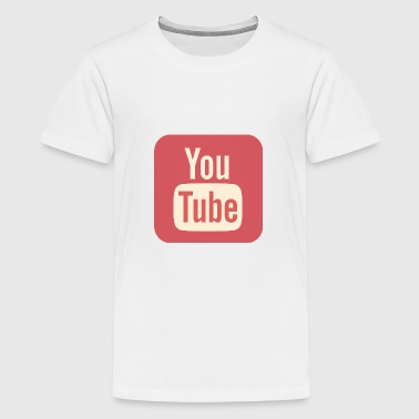 YouTube v1 - Kids' Premium T-Shirt