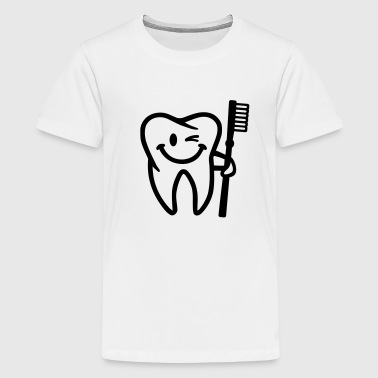 Tooth - Kids' Premium T-Shirt