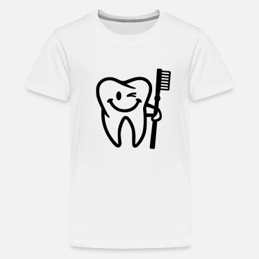 Tooth Tooth - Kids' Premium T-Shirt