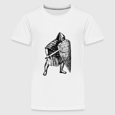 Suit Of Armor armor - Kids' Premium T-Shirt