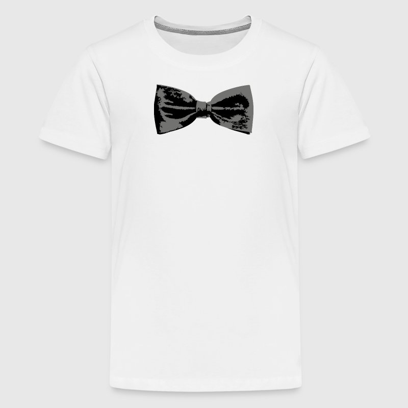 Bow Tie - Kids' Premium T-Shirt