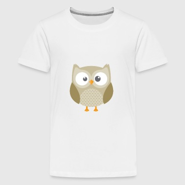 Owls - Kids' Premium T-Shirt