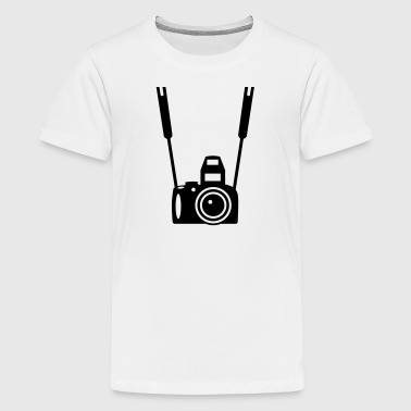 Photo Camera - Kids' Premium T-Shirt