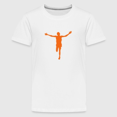 sports marathon 2 - Kids' Premium T-Shirt