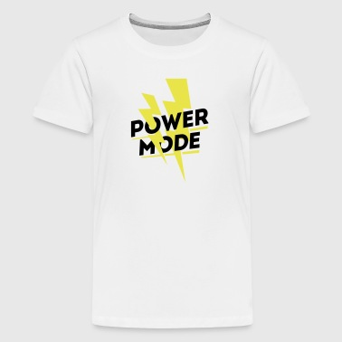 Power Mode - Gym wear - Kids' Premium T-Shirt
