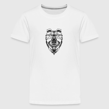 Bear Graphic Valar - Kids' Premium T-Shirt
