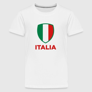 National Flag of Italy - Kids' Premium T-Shirt