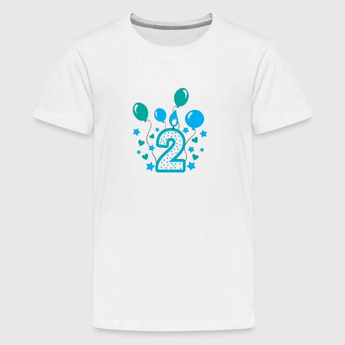 2nd Birthday Boy Shirts
