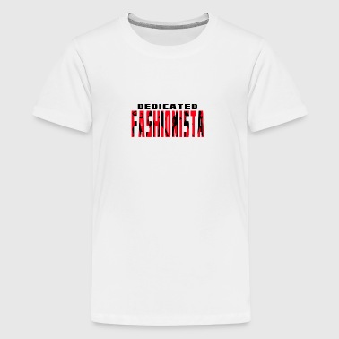 fashionista - Kids' Premium T-Shirt