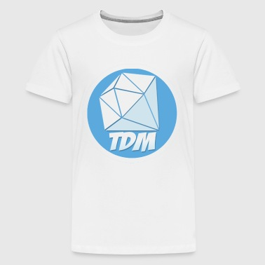 The Diamond DanTDM Logo - Kids' Premium T-Shirt