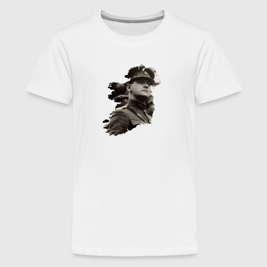 The Big Fella Michael Collins Irish - Kids' Premium T-Shirt