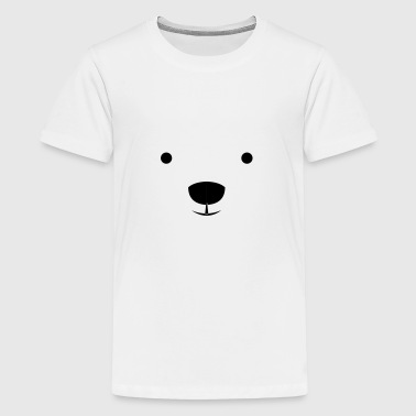 Polar Polar Bear - Kids' Premium T-Shirt