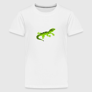 Gecko stripes - Kids' Premium T-Shirt
