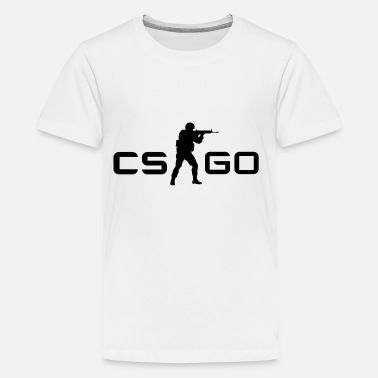 Counter Strike Global Offensive Csgo CS:GO - Kids' Premium T-Shirt