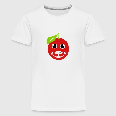 orange fruit 611 - Kids' Premium T-Shirt