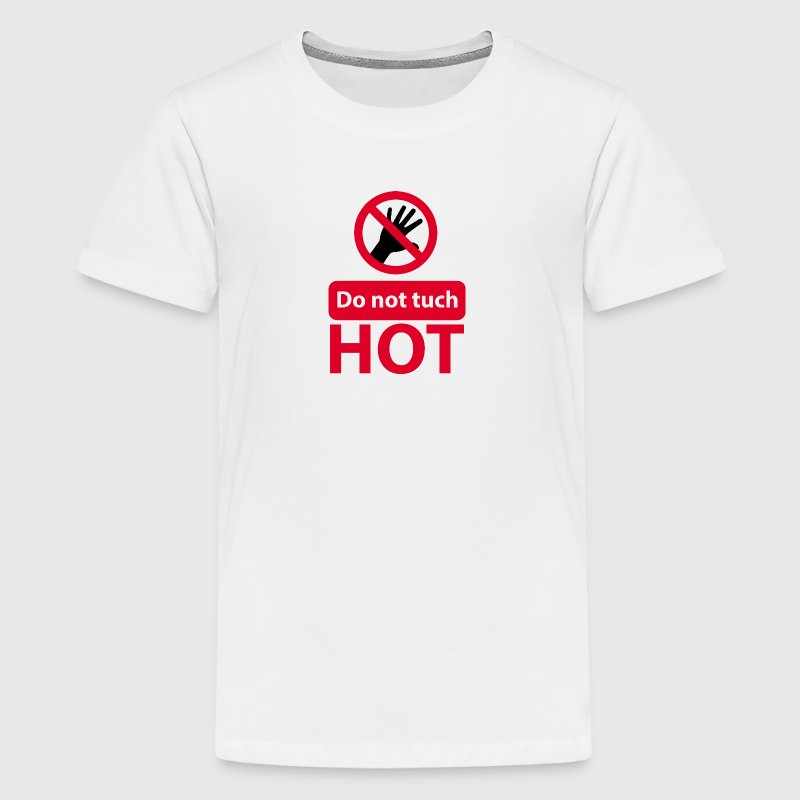 Do not touch  - Kids' Premium T-Shirt