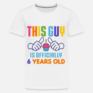 5 Year Old Officially 5 Years Old - Kids' Premium T-Shirt