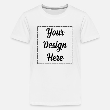 Customized Your Design Here - Kids' Premium T-Shirt