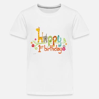 Kids Happy Birthday 1st