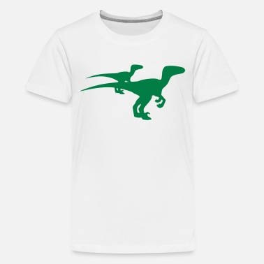 Kidding Raptor - Kids' Premium T-Shirt