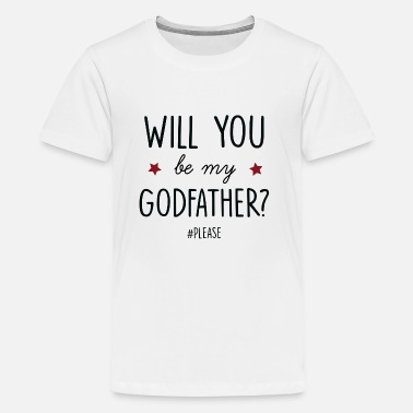 Toddler//Kids Long Sleeve T-Shirt My Godfather in Virginia Loves Me