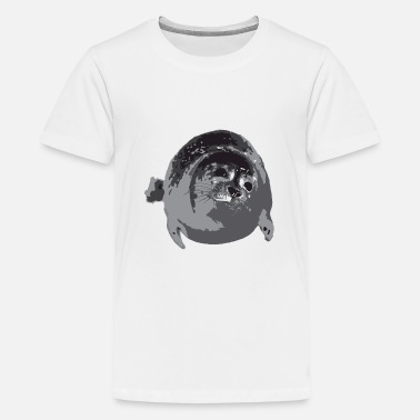Fat Fat Seal - Kids' Premium T-Shirt