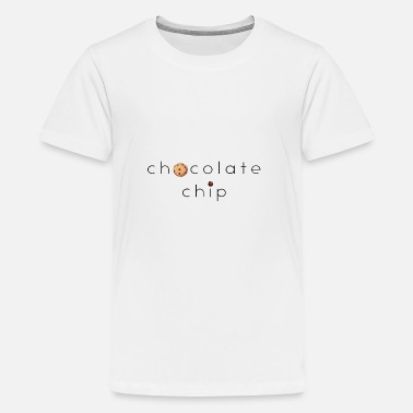 Afro Funny chocolate Chip - Kids' Premium T-Shirt