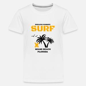 dcfb0679546 Endless Summer Surf Organic Short-Sleeved Baby Bodysuit
