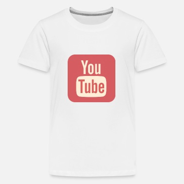 Youtuber YouTube v1 - Kids' Premium T-Shirt