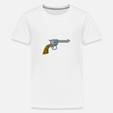 Revolver Antique Revolver - Kids' Premium T-Shirt
