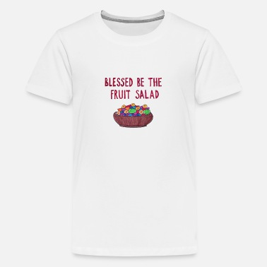 Salad Blessed Be the Fruit Salad - Kids' Premium T-Shirt