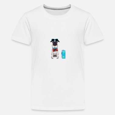 Holidaymaker Dog Holidays - Kids' Premium T-Shirt