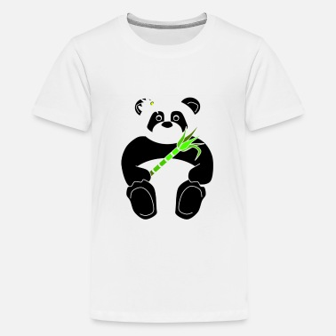 Panda Girl - Kids' Premium T-Shirt