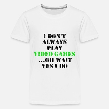 Video Game Video Games - Kids' Premium T-Shirt