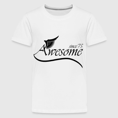 Awesome Since 1975 - Kids' Premium T-Shirt