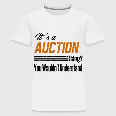 auction1.png - Kids' Premium T-Shirt