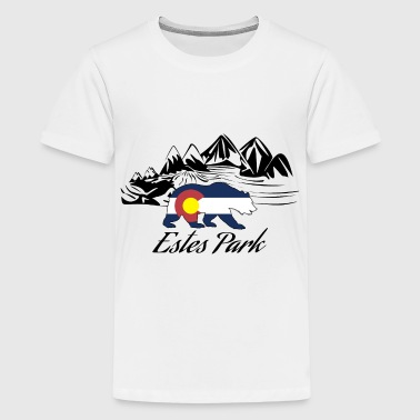 estes park colorado - Kids' Premium T-Shirt