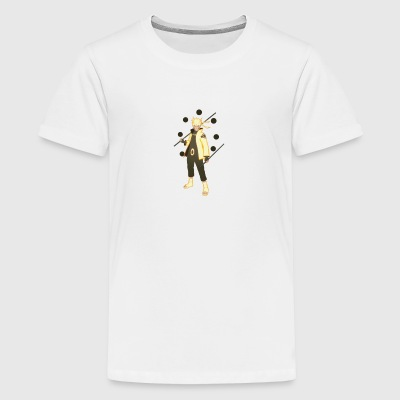 Six paths Naruto - Kids' Premium T-Shirt