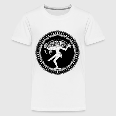 Manipulated Shiva - Kids' Premium T-Shirt