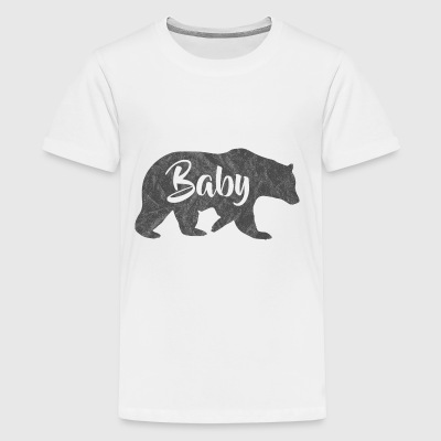 baby baer washed out - Kids' Premium T-Shirt
