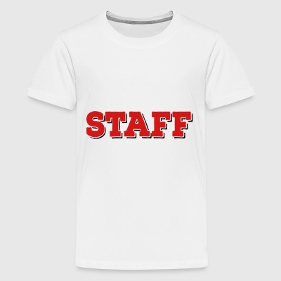 6254398 118120481 Staff - Kids' Premium T-Shirt