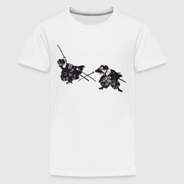 Shop Samurai Kids T Shirts Online