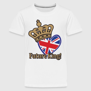 Future-King - Kids' Premium T-Shirt