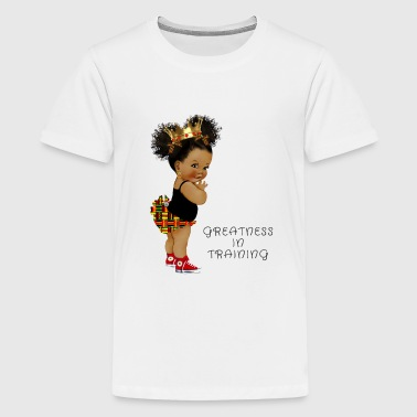 Greatness In Training 2 - Kids' Premium T-Shirt